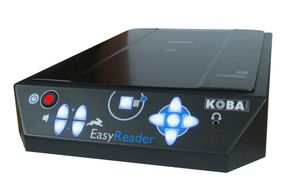 EasyReader Koba Machine a lire
