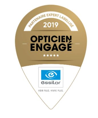 Opticien Partenaires experts Essilor 2019