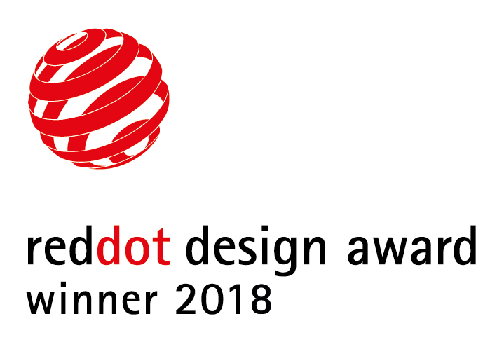 Prix reddot design award 2018